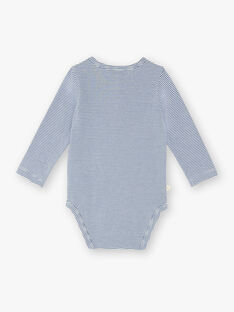Blue BODY SUIT ZAENRICO / 21E1BGB1BODC230