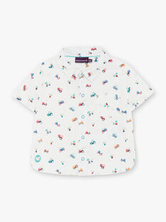 Short sleeve printed shirt ZAKIKI / 21E1BGJ1CHM000