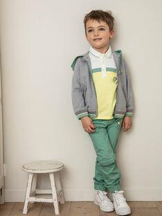 Green Convertible Pants ZEILAGE / 21E3PGO1PAN631
