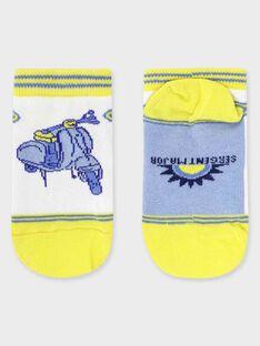 Off white Low socks TIROUAGE / 20E4PGO1SOB001