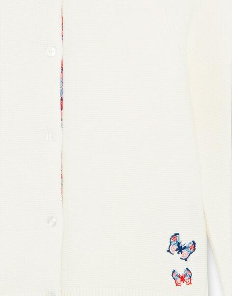 off white CARDIGAN ZOMOSETTE / 21E2PFB2CAR632
