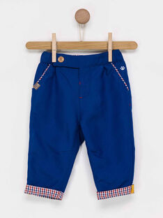Navy pants PABLOT / 18H1BG21PAN715
