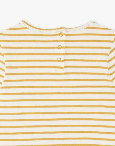 T-shirt long sleeves child girl ZERUCHETTE / 21E2PF91TML001