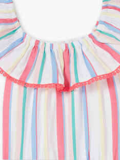 White DRESS ZYJOLETTE / 21E2PFU1ROB000