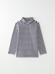 Navy ROLL-NECK VUXPIAGE-2 / 20H3PGG4SPL705