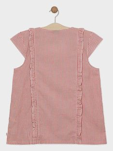 Red Blouse TEZOAF / 20E2FFH1CHEF508