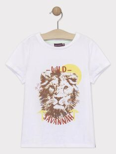 White T-shirt TYPOLAGE / 20E3PGM1TMC000