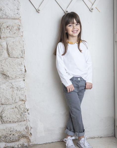 Jean child girl ZLEVETTE 3 / 21E2PFK2JEAJ908