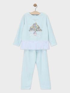 Blue Pajamas SYRETTE / 19H5PFK3PYJC213