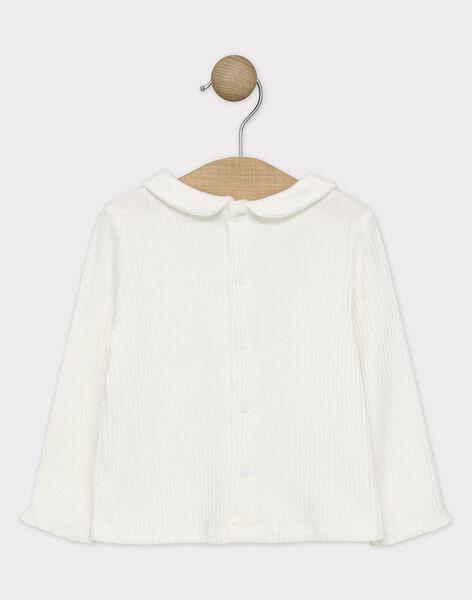 Off white Baby blouse SASARRA / 19H1BFN1BRA001
