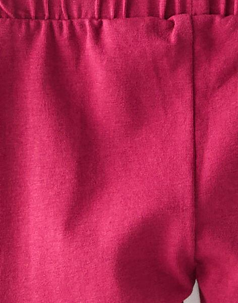 Purple LEGGINGS VAELOA / 20H4BF61CAL709