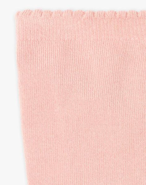 Pink TIGHTS ZABABA / 21E4BF71COLD327