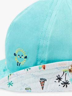 Turquoise HAT ZATANGUY / 21E4BGU1CHA202