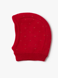 Strawberry rose HOOD VEFRUETTE / 20H4PFJ1CAG308