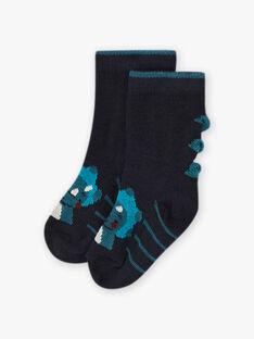 Baby boy dinosaur socks BAJADEN / 21H4BG91SOQ715