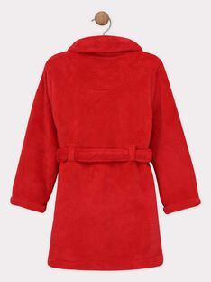 Red Night gown SOROBAGE / 19H5PGQ1RDC511