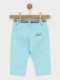 Pale turquoise pants RAGASTON / 19E1BGD1PAN203
