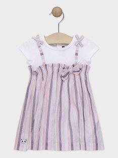 Pink Dress TAQORALIE / 20E1BFP2ROBD323